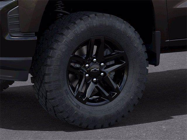 2021 Chevrolet Silverado 1500 Crew Cab 4x4, Pickup #MZ376193 - photo 7
