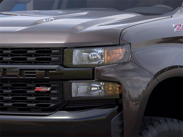 2021 Chevrolet Silverado 1500 Crew Cab 4x4, Pickup #MZ376193 - photo 8