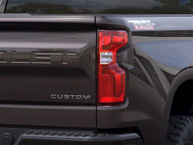 2021 Chevrolet Silverado 1500 Crew Cab 4x4, Pickup #MZ376193 - photo 9