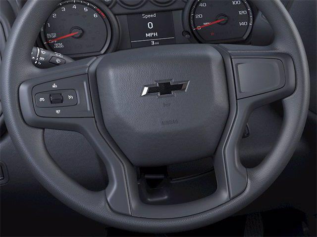 2021 Chevrolet Silverado 1500 Crew Cab 4x4, Pickup #MZ376193 - photo 16