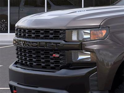 2021 Chevrolet Silverado 1500 Crew Cab 4x4, Pickup #MZ376193 - photo 11