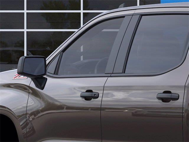 2021 Chevrolet Silverado 1500 Crew Cab 4x4, Pickup #MZ376351 - photo 10