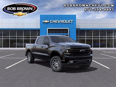 2021 Chevrolet Silverado 1500 Crew Cab 4x4, Pickup #MZ382350 - photo 1