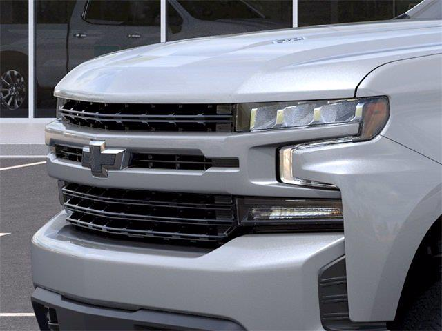 2021 Chevrolet Silverado 1500 Crew Cab 4x4, Pickup #MZ382428 - photo 11
