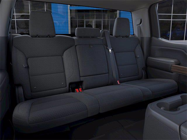 2021 Chevrolet Silverado 1500 Crew Cab 4x4, Pickup #MZ382428 - photo 14