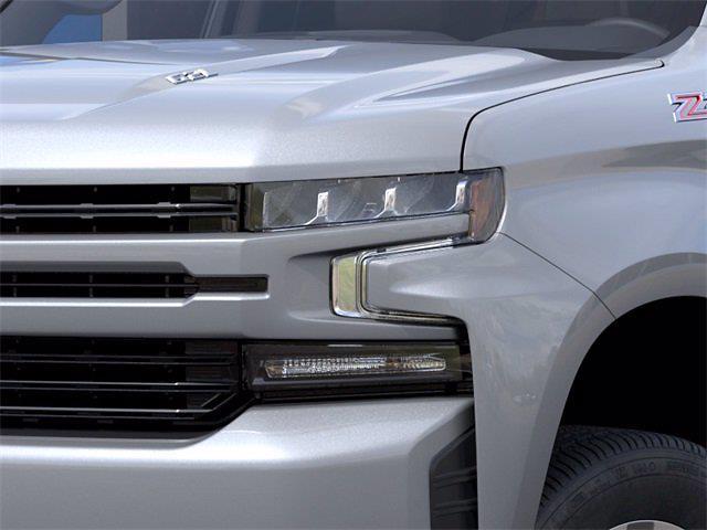 2021 Chevrolet Silverado 1500 Crew Cab 4x4, Pickup #MZ382428 - photo 8