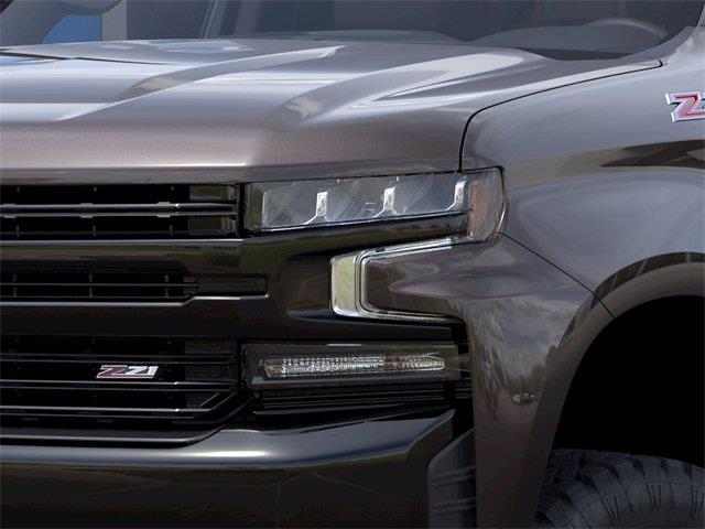 2021 Chevrolet Silverado 1500 Crew Cab 4x4, Pickup #MZ388019 - photo 8