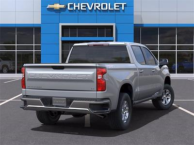2021 Chevrolet Silverado 1500 Crew Cab 4x4, Pickup #MZ388099 - photo 2