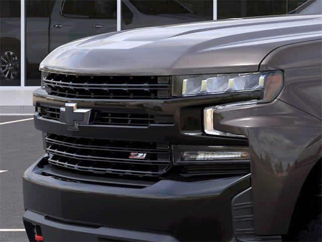 2021 Chevrolet Silverado 1500 Crew Cab 4x4, Pickup #MZ388709 - photo 11