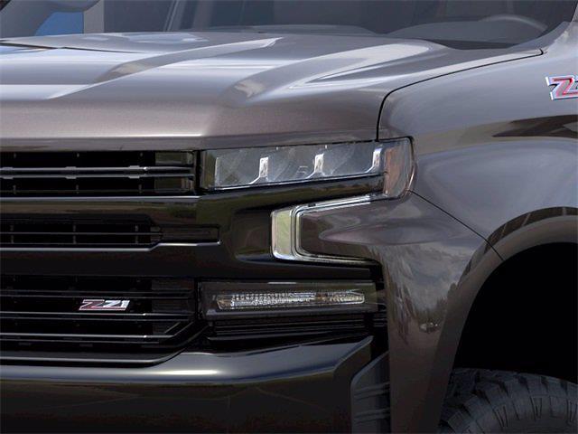 2021 Chevrolet Silverado 1500 Crew Cab 4x4, Pickup #MZ388709 - photo 8