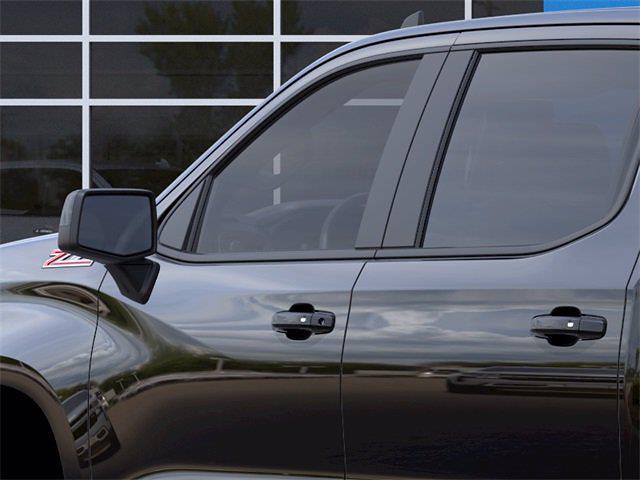 2021 Chevrolet Silverado 1500 Crew Cab 4x4, Pickup #MZ389629 - photo 10