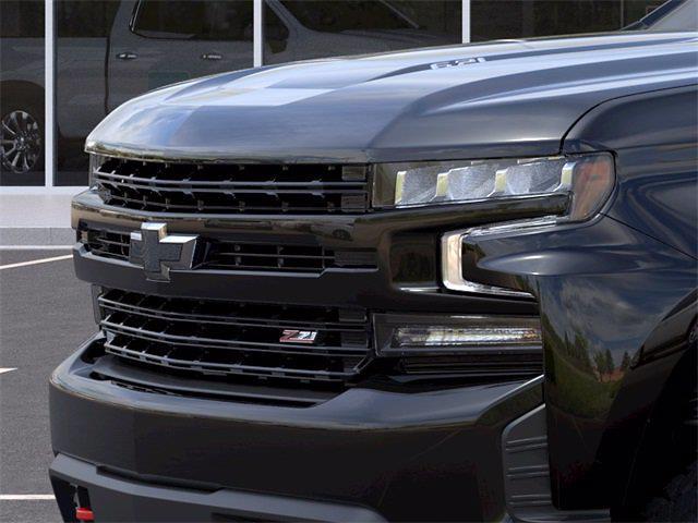 2021 Chevrolet Silverado 1500 Crew Cab 4x4, Pickup #MZ389629 - photo 11