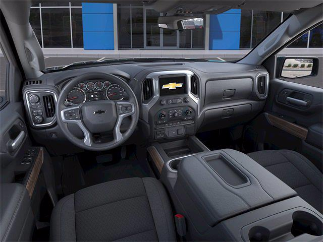 2021 Chevrolet Silverado 1500 Crew Cab 4x4, Pickup #MZ389629 - photo 12