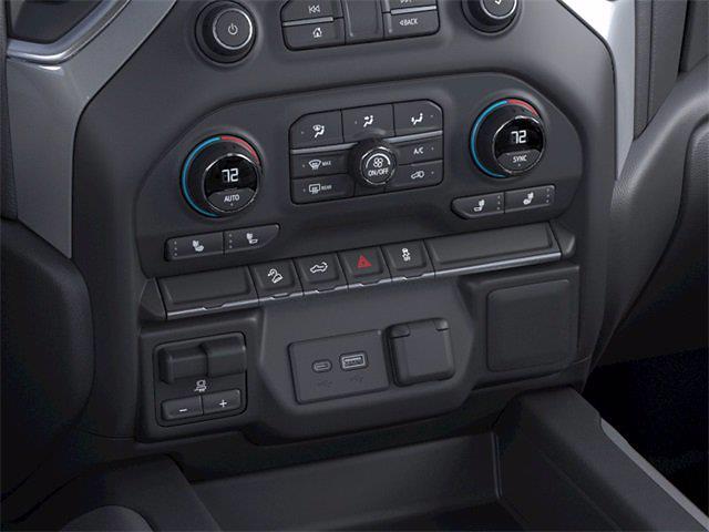 2021 Chevrolet Silverado 1500 Crew Cab 4x4, Pickup #MZ389629 - photo 20