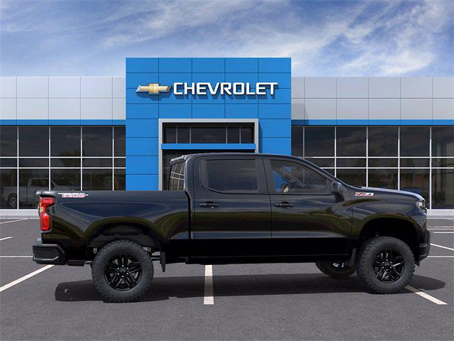 2021 Chevrolet Silverado 1500 Crew Cab 4x4, Pickup #MZ389629 - photo 5