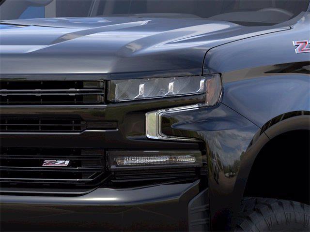 2021 Chevrolet Silverado 1500 Crew Cab 4x4, Pickup #MZ392949 - photo 8
