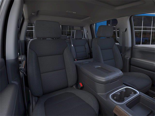 2021 Chevrolet Silverado 1500 Crew Cab 4x4, Pickup #MZ392949 - photo 13