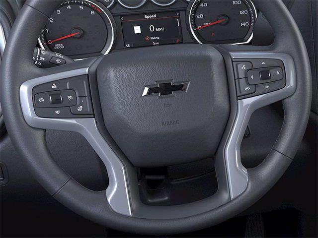 2021 Chevrolet Silverado 1500 Crew Cab 4x4, Pickup #MZ392949 - photo 16