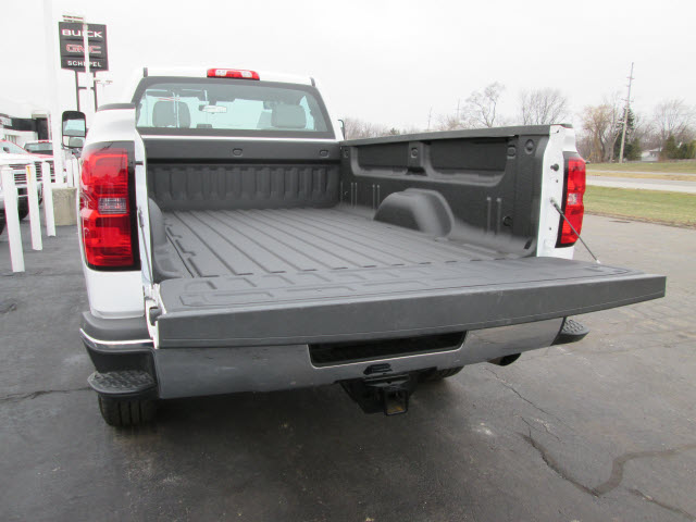 2016 Silverado 3500 Regular Cab 4x4 Pickup #109206 - photo 6