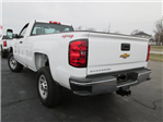 2016 Silverado 3500 Regular Cab 4x4 Pickup #109206 - photo 2