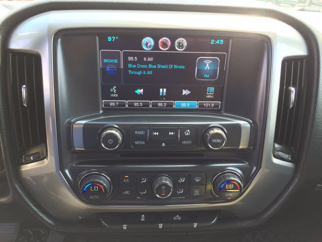 2015 Silverado 1500 Double Cab 4x4 Pickup #109530 - photo 14