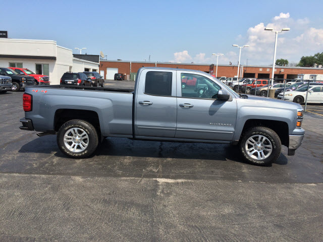 2015 Silverado 1500 Double Cab 4x4 Pickup #109530 - photo 7