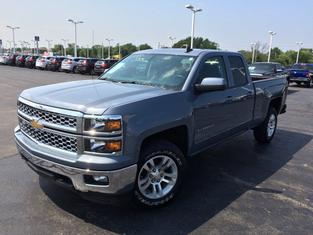 2015 Silverado 1500 Double Cab 4x4, Pickup #109530 - photo 1