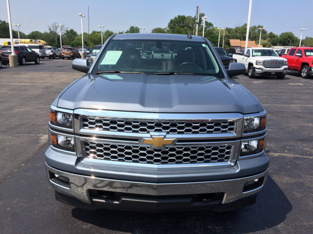 2015 Silverado 1500 Double Cab 4x4, Pickup #109530 - photo 3