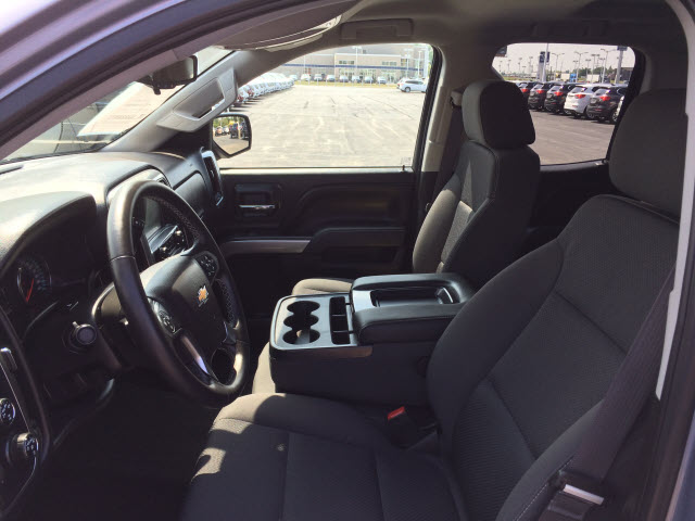 2015 Silverado 1500 Double Cab 4x4, Pickup #109530 - photo 10