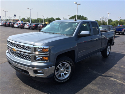 2015 Silverado 1500 Double Cab 4x4 Pickup #109530 - photo 1