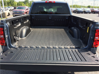 2015 Silverado 1500 Double Cab 4x4 Pickup #109530 - photo 19