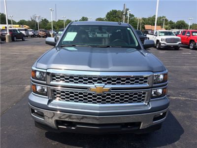 2015 Silverado 1500 Double Cab 4x4 Pickup #109530 - photo 3