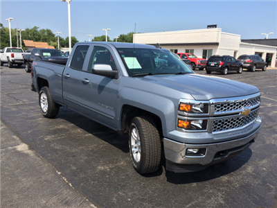 2015 Silverado 1500 Double Cab 4x4, Pickup #109530 - photo 8