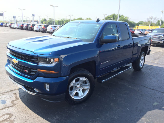 2016 Silverado 1500 Double Cab 4x4, Pickup #109542 - photo 1