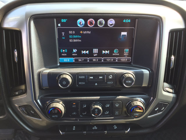 2016 Silverado 1500 Double Cab 4x4, Pickup #109542 - photo 14