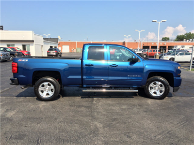 2016 Silverado 1500 Double Cab 4x4, Pickup #109542 - photo 7