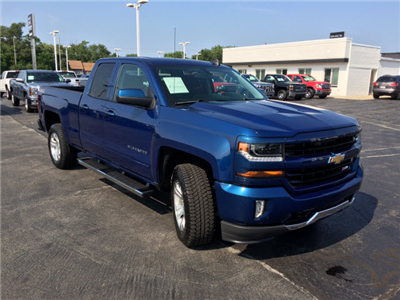 2016 Silverado 1500 Double Cab 4x4, Pickup #109542 - photo 8