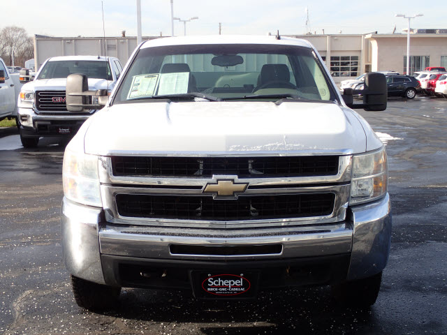 2008 Silverado 1500 Extended Cab 4x4,  Service Body #109579 - photo 3