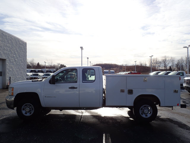 2008 Silverado 1500 Extended Cab 4x4,  Service Body #109579 - photo 5