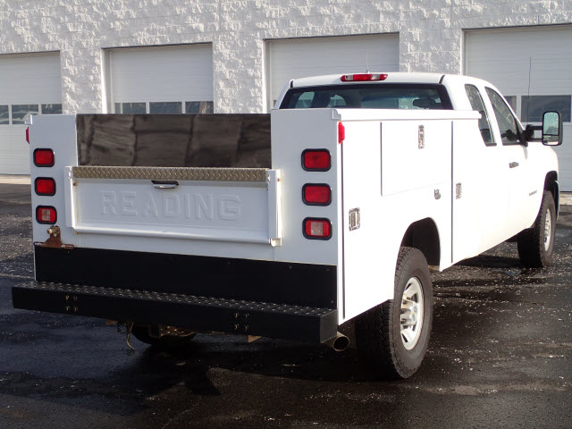 2008 Silverado 1500 Extended Cab 4x4,  Service Body #109579 - photo 2