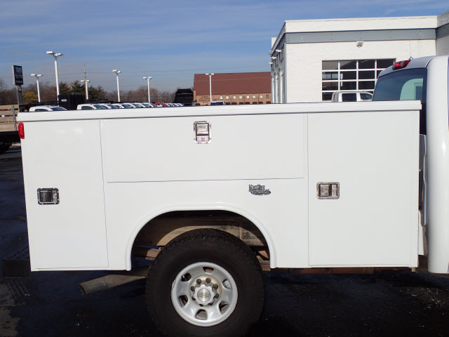 2008 Silverado 1500 Extended Cab 4x4,  Service Body #109579 - photo 10