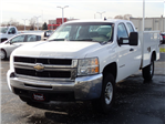 2008 Silverado 1500 Extended Cab 4x4,  Service Body #109579 - photo 4