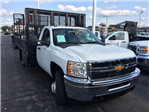 2013 Silverado 3500 Regular Cab Dovetail Landscape #109581 - photo 3