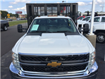 2013 Silverado 3500 Regular Cab Dovetail Landscape #109581 - photo 4