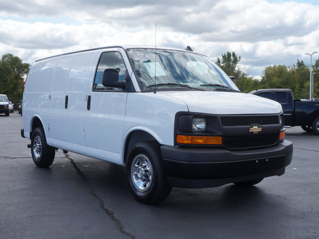 2017 Express 2500, Cargo Van #109594 - photo 1