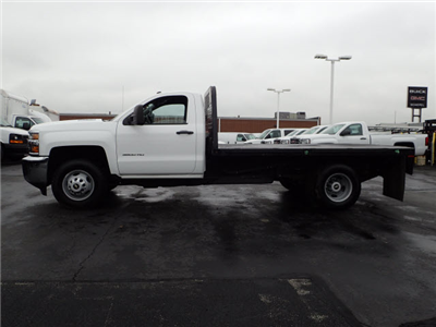2015 Silverado 3500 Regular Cab Platform Body #109631 - photo 5