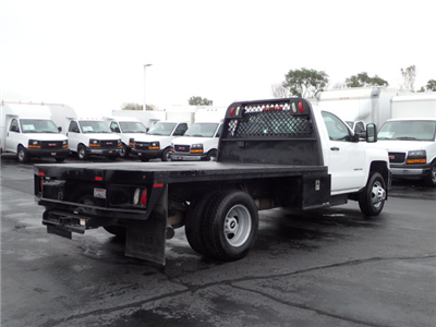 2015 Silverado 3500 Regular Cab Platform Body #109631 - photo 2
