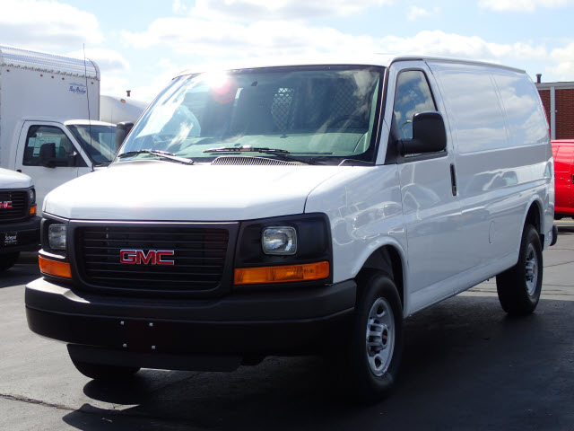 2016 Savana 2500, Cargo Van #109645 - photo 4