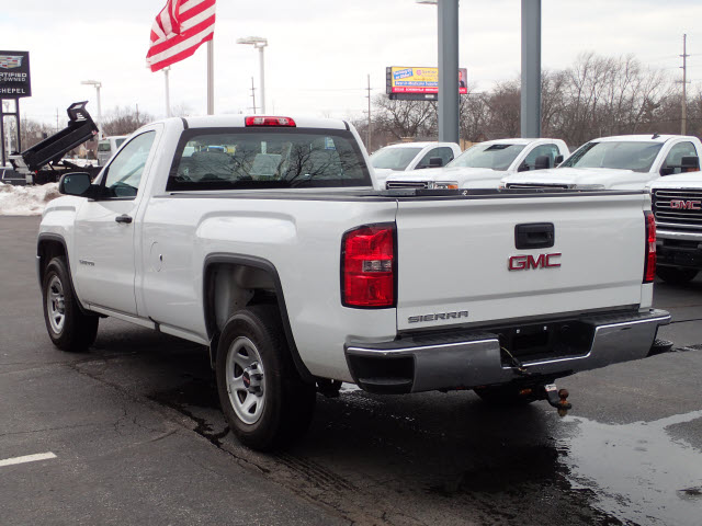 2016 Sierra 1500 Regular Cab 4x2,  Pickup #109774 - photo 6