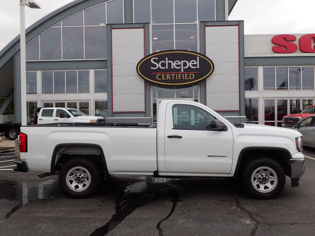 2016 Sierra 1500 Regular Cab 4x2,  Pickup #109774 - photo 8